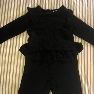 Zara Other - Zara black jumpsuit